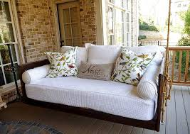 Small Picture Garden Swing Bed Ideas