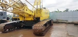 50 Ton Used Sumitomo Sc500 2 Crawler Crane Crane Sale