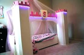 Girls Princess Bed Girl Toddler Canopy Image Of Beds – Creative ...