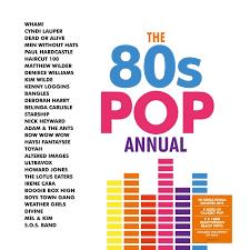 The 80s Pop Annual Vinyl Demon Music Group