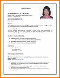 Student Cv Template For First Job Resume Summary Examples For Students Luxury First Job Resume Example