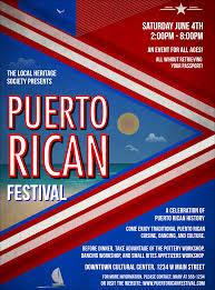 Flyers Flag Puerto Rico Flag Flyer