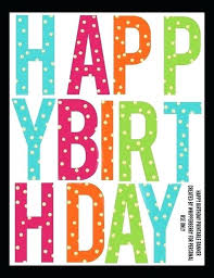 Happy Birthday Signs To Print Free Printable Happy Birthday Signs Clanfield Info