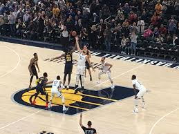 Light Rx Indianapolis We Went There For Opening Night Indiana Pacers Trounce The