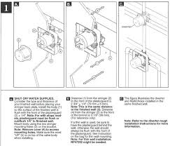 how to install delta shower faucet photo 7 of 8 shower delta valve installation surprising ordinary