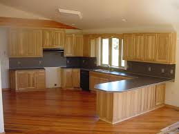 Hickory Kitchen Hand Made Hickory Kitchen By Artisan Woodcraft Inc Custommadecom