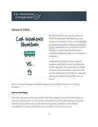 Auto Insurance Company Comparison Chart Cb 1286225172 Best Car Insurance Comparison Review Best Car