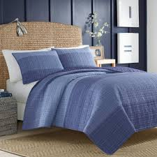 Quilts and Comforters: King, Queen and Twin by Nautica & Riverview Quilt - Star Sapphire Adamdwight.com