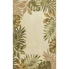 kas oriental rugs havana ivory paradise rectangular 30 in x 50 in rug