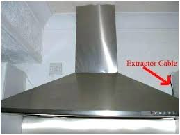 extractor hood ducting bq fan motor 150mm kitchen fans not home improvement alluring replaceme