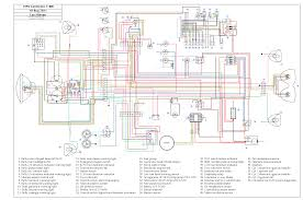 guzzi wiring diagram guzzi image wiring diagram moto guzzi 1100 wiring diagram wiring diagram and schematic on guzzi wiring diagram