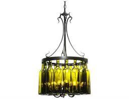 meyda tiffany tuscan vineyard villa 16 wine bottle five light 19 wide mini chandelier