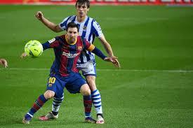 Барселона» — «Реал Сосьедад» — 2:1, обзор матча, 16 декабря 2020.  Спорт-Экспресс