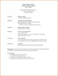 meeting agenda format fax sheet template sample letter of intent it