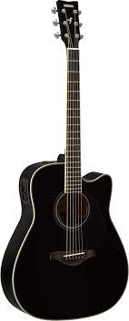 Акустическая <b>гитара Yamaha FGX820C</b> , <b>электроакустическая</b> ...