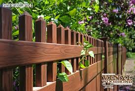 vinyl privacy fencing Archives Illusions Vinyl Fence