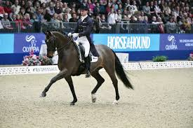 Swedens Patrik Kittel and Delaunay win leg five at Olympia   Dressage New  South Wales