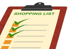shopping lists low fodmap supermarket shopping lists fodmap everyday