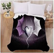 plush throw blankets dragon bedding
