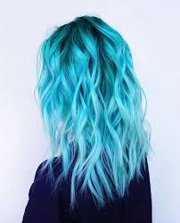Hair Dye Colors Blue