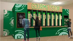 Vending Machine Dubai Inspiration Gourmet Vending Machines Are Now A Thing In Dubai