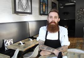 Chefs' tattoos & the stories behind them: Adam Pawlak of Black Sheep
