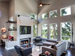 full size of interioroptions that add warmth to a contemporary living room design part fireplace lighting with tv o93 lighting