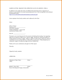 Sample Request For School Leaving Certificate Fresh Leave Letter