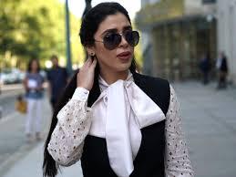 Emma Coronel, wife of El Chapo, arrested on drug trafficking charges |  Joaquín 'El Chapo' Guzmán