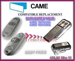 Somfy Garage Door Remote Control Programming | Garage Design Ideas