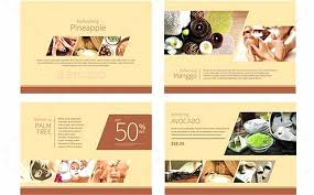 Spa Brochure Template Amazing Spa Brochure Template Beauty Templates Cool Psd Margines