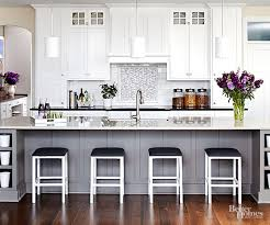 Brilliant White Kitchen Ideas H For Beautiful Design