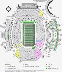 80 Studious Nebraska Husker Stadium Seating Chart