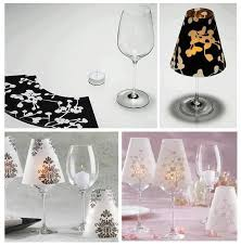 diy wine glass candle lamp diy projects