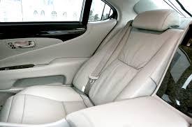 leather car seat care