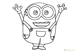 minions coloring page minion coloring pages minion coloring pages minion coloring pages to print for free