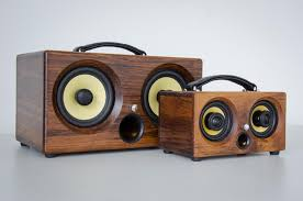 wireless speakers for office. Bluetooth Speaker Soundbar Wireless Speakers Wooden Wood Bamboo  2017 Review New Latest Best System For Office