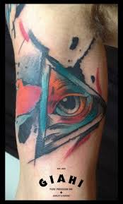 Eye Of Providence Tattoo By Live Two Best Tattoo Ideas Gallery
