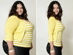 size 13 women facebook group photoshops plus sized women to inspire them to lose