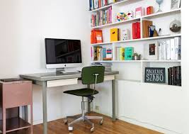 shelves for office. sarah kissell and gregory hubacek office shelves for l