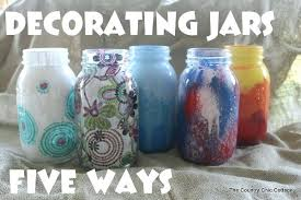 Decorating Mason Jars For Gifts Decorative Mason Jars Mason Jars Ideas For Baby Shower Ladyroomclub 22