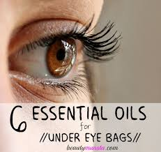 6 essential oils for under eye bags how they work recipes