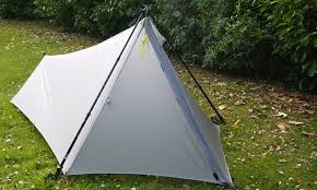 homemade a frame tent
