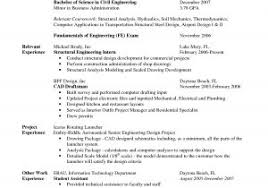 American Resume Format For Freshers Free Sample New Graduate Resume