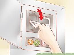 how to find the fuse box or circuit breaker box 12 steps fuse box to breaker box cost image titled find the fuse box or circuit breaker box step 5