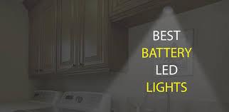 best battery powered led lights