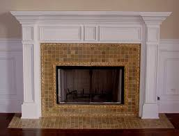 fireplace tile design ideas on the mantel and hearth for adorable fireplace hearth tiles