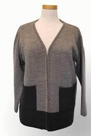 Icelandic Design Icelandic Design Wool Sweater Jacket Jonquil Products