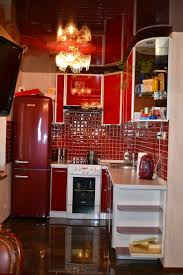 Red Kitchen Tile Backsplash 17 Best Images About Home Style Romantic Red On Pinterest Tea