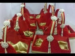 indian wedding basket decoration ideas